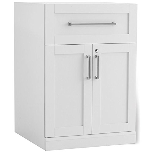 Unfinished Shaker Style Cabinet Doors: New Age Products Home Bar 2-Door Split Bar Cabinet